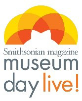 Smithsonian Magazine Museum Day Live Logo