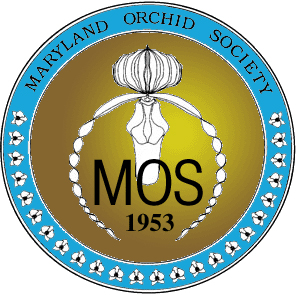 Maryland Orchid Society logo