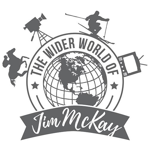 Jim McKay exhibit logo