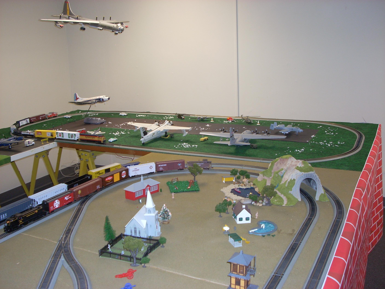 Martinville Train Garden