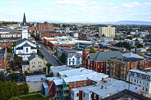 Overview of Hagerstown