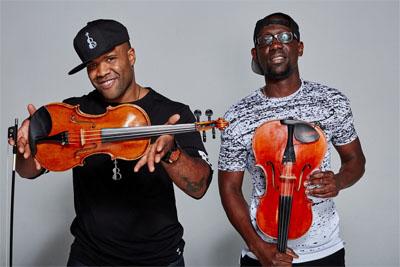 Black Violin Press Photo