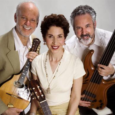 The Robyn Helzner Trio