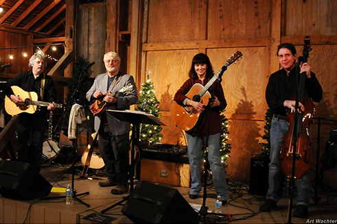 Perry Hall Folk Music Night featuring Free Range Blue
