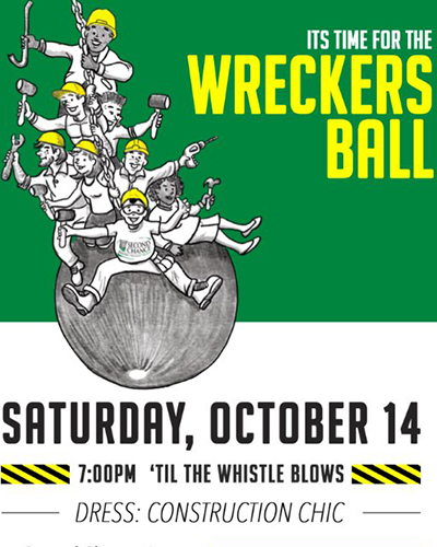 Wrecker's Ball poster