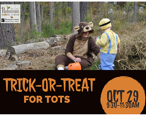 Trick-or-Treat for Tots Poster