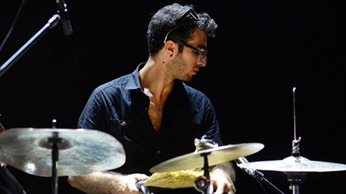 World Percussion Master Tareq Rantisi
