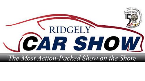 Ridgely Car Show logo
