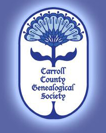 Carroll County Genealogical Society logo
