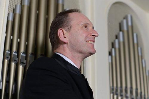 Jeremy Filsell, Organ