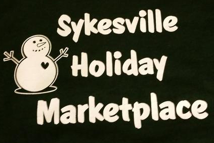 Sykesville Holiday Marketplace logo