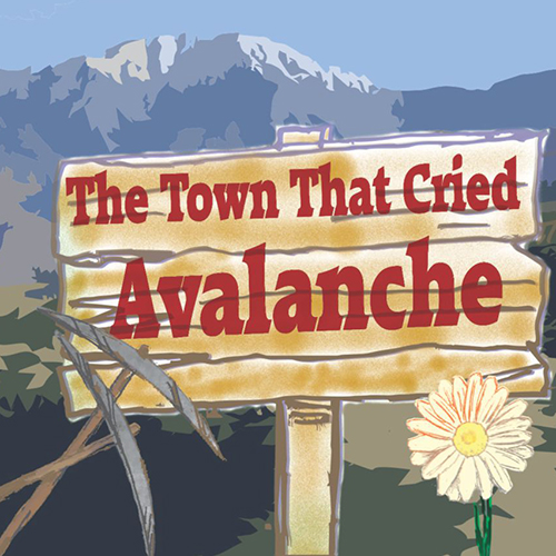 InterAct Story Theatre's - The Town That Cried Avalanche