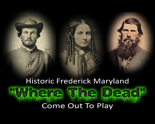 Ghost Tours of Historic Frederick poster