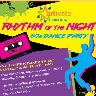 Rhythm of the Night poster
