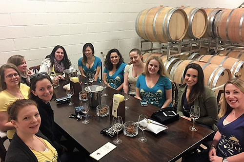 Thanksgiving Farm Wine Tour