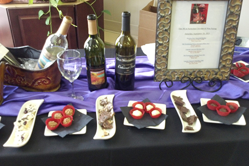 Chocolate and Wine Tour