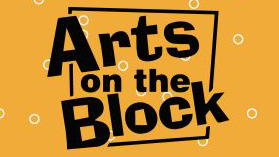 Arts on the Block poster