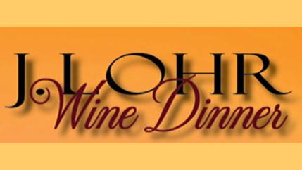 J.Lohr Wine Dinner logo