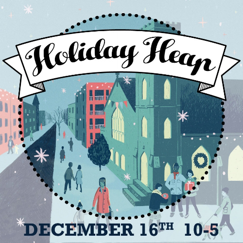 Holiday Heap logo