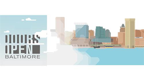 Doors Open Baltimore banner