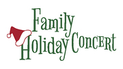 Family Holiday Concert logo