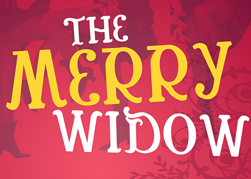 The Merry Widow by Franz Lehar