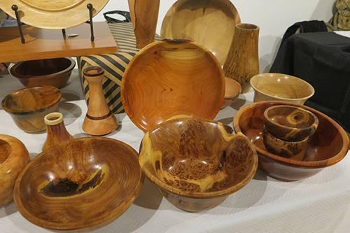 Beautiful, handcrafted wooden items