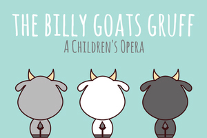 Annapolis Opera presents 'The Billy Goats Gruff'