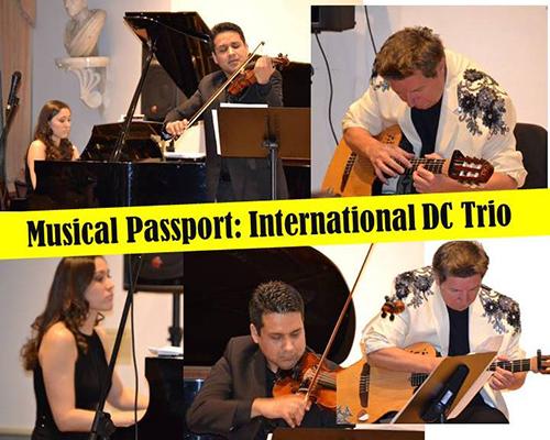 International DC Trio