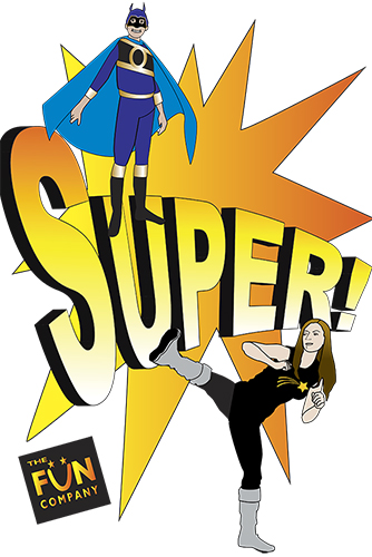 Supertopia Poster