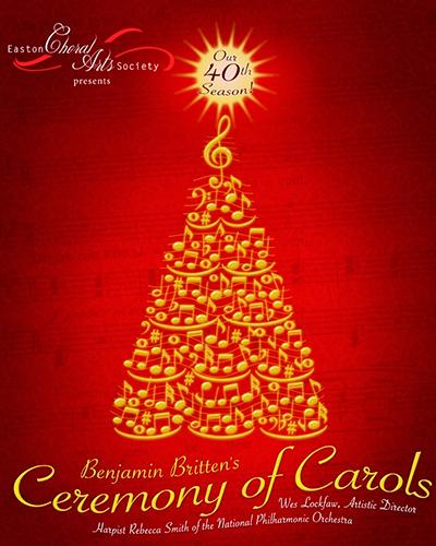Ceremony of Carols logo