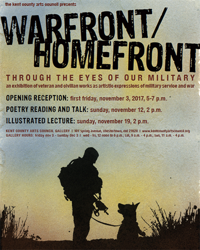 WarFront - HomeFront Show Poster