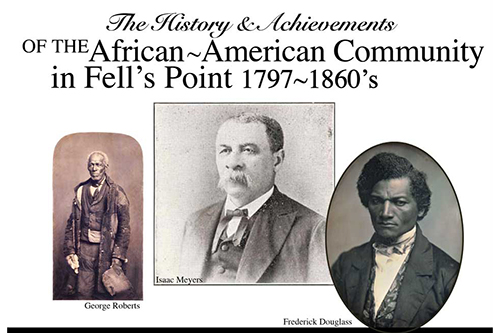 African-American Community inf Fell's Point 1797-1860's flyer