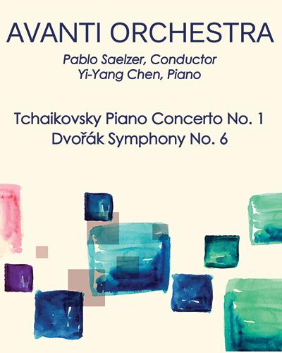 Avanti Orchestra flyer