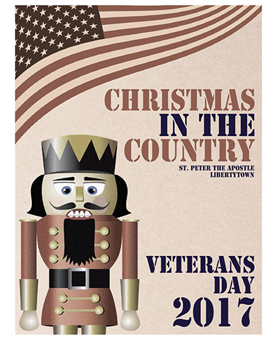 Christmas Arts & Craft Show on Veterans' Day