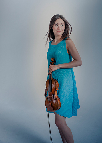 Arabella Steinbacher, Violin