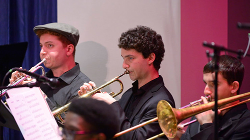 Peabody Jazz Ensemble