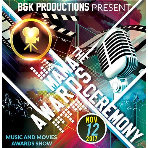 DMV Music & Movie Awards Show