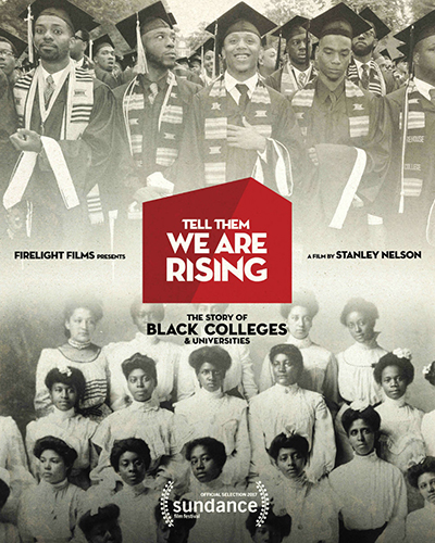 Tell Them We Are Rising poster