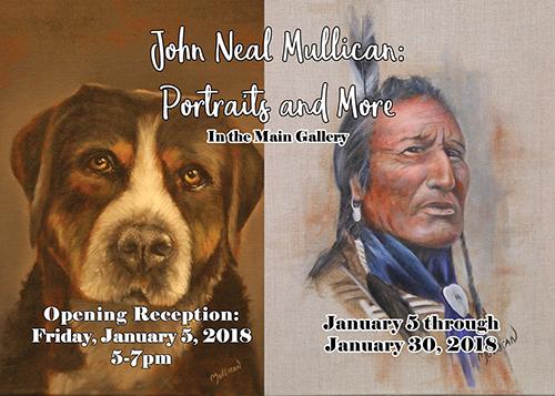 John Mullican Exhibit