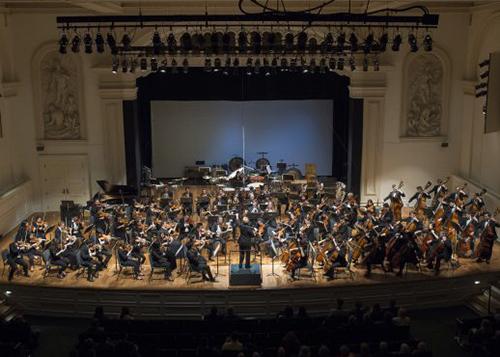 Peabody Conductors Orchestra