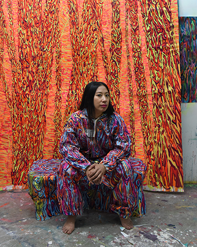 Artist Phaan Howng