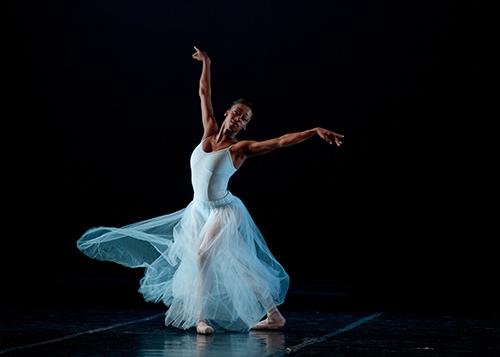 Baltimore School for the Arts Dancer