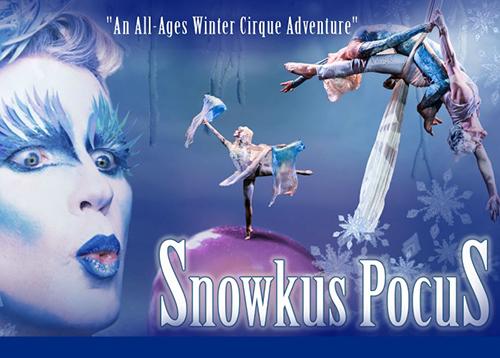Snowkus Pocus Show Poster