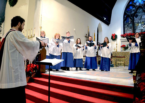 Festival of Lessons & Carols at Emmanuel Episcopal
