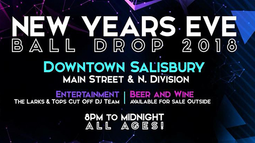 New Year's Eve in Downtown Salisbury