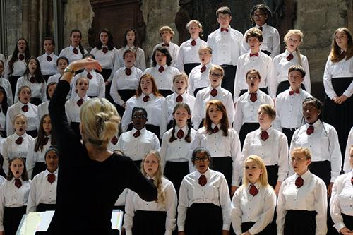 Peabody Children's Chorus