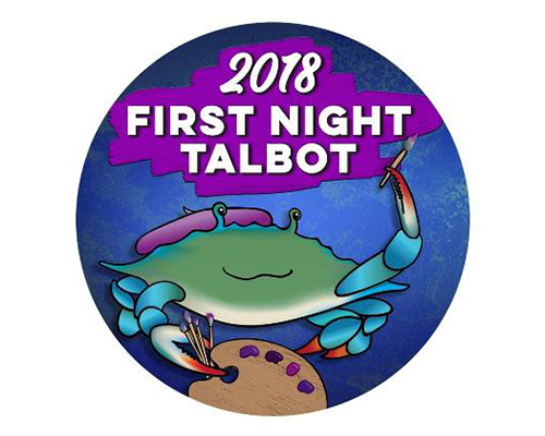 2018 First Night Talbot logo