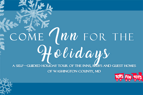 Come Inn for the Holidays poster