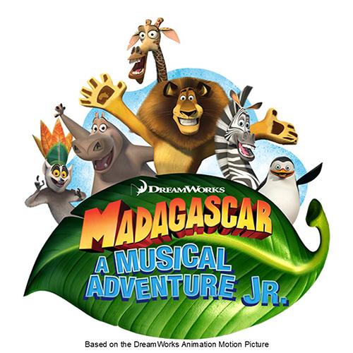 DreamWorks Madagascar poster